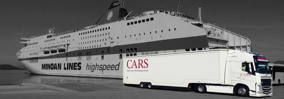 Car Sea Freight