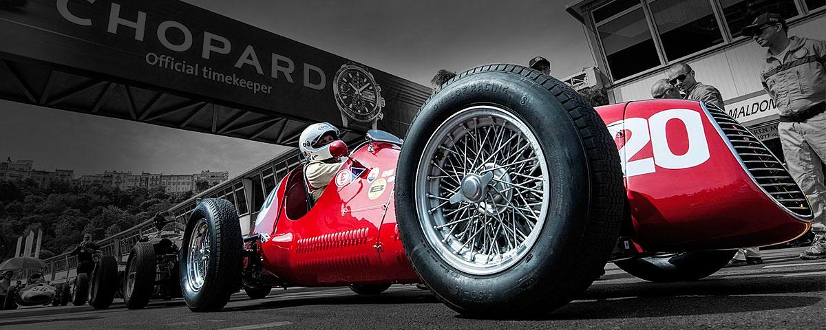 Historic Race Car Transport